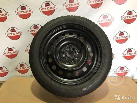 Колесо Goodyear 205/55R16