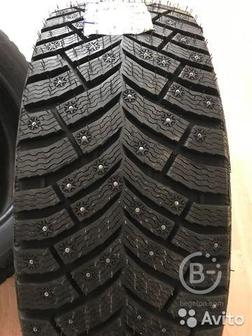 Зимние шины 225/65/17 Michelin X-Ice North 4 SUV