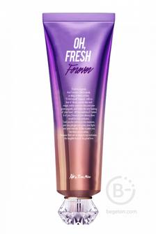 Kiss by Rosemine Крем для тела цветочный аромат ириса Fragrance cream oh fresh forever 140 мл