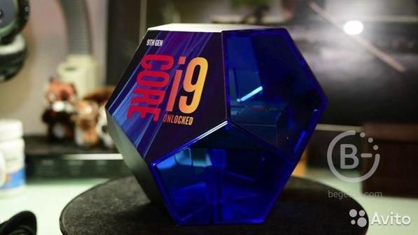 Новый Core i9 9900K Гарантия