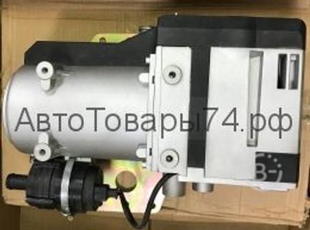 Автономный подогреватель двигателя и салона 12кВт 24 вольта дизель