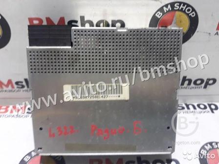 Радиоблок Range Rover L322 e53 e39 e38