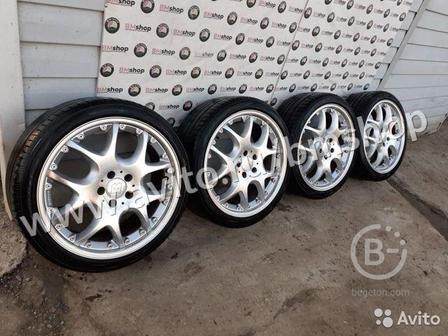 Колеса brabus R19