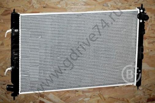 Радиатор охлаждения двигателя Lancer X 1.6/1.5 под авт./Outlander XL Sat (SGMC0001CY)