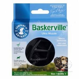 Намордник COA Baskerville Ultra, №1, 22 см