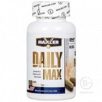 Витамины MAXLER Daily Max 100 таб