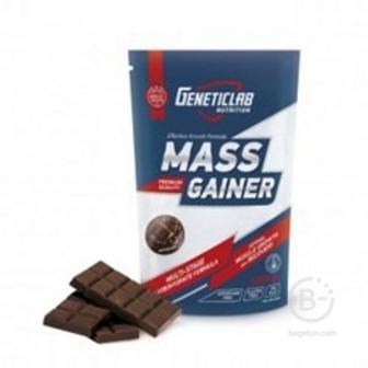 Гейнер GENETICLAB Mass Gainer 1 кг