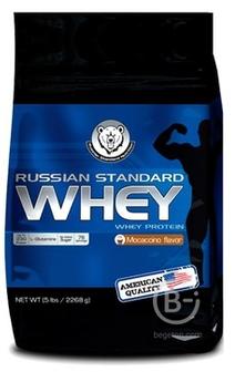 Протеин  RPS Whey Protein 2,27 кг