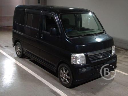Микровэн Honda Vamos кузов HM1 типа минивэн модификация L гв 2012
