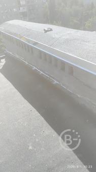 Покрытие крыш , еврорубироид