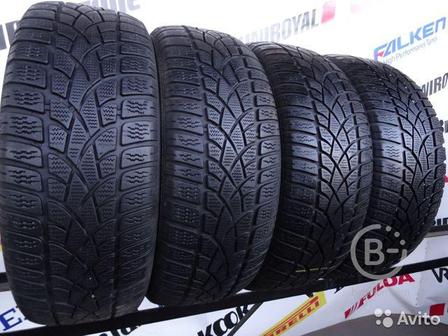 205 60 R16 Dunlop SP Winter sport 3D 92 H