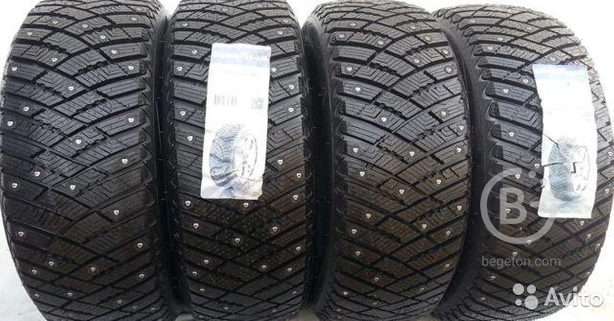 Шины 275 40 R20 goodyear Ultra Grip Ice Arctic SUV275\40R20