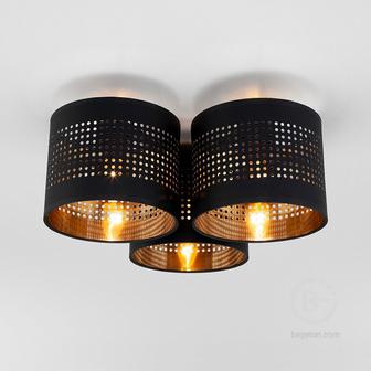 Потолочный светильник TK Lighting 851 Tago black
