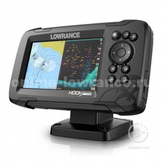 Эхолот Lowrance HOOK REVEAL 5 50/200 ROW