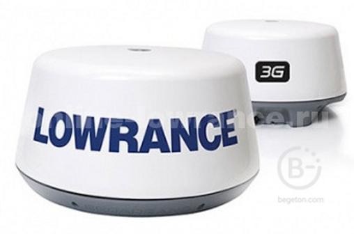 Радар Lowrance Broadband 3G