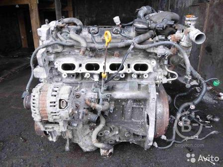 Двигатель Nissan Juke (F15) 1.6T MR16DDT