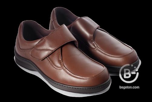 Обувь при заболевании сахарным диабетом (для мужчин)