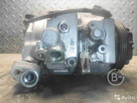 Компрессор кондиционера BMW 7-серия E65/E66