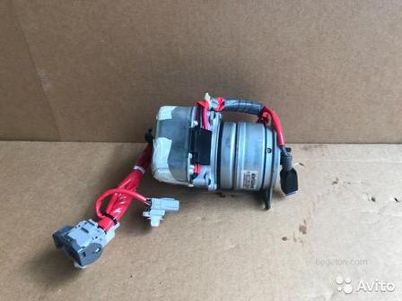 Электро усилитель руля Тойота Corolla +