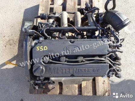 Двигатель Kia S5D 1.5 Mi-tech 98 л/с