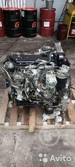 Двигатель isuzu NPR 75 NPR75 4HK1 Евро5
