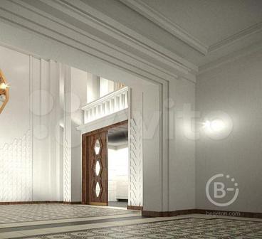 4-к квартира, 118.9 м², 7/9 эт.
