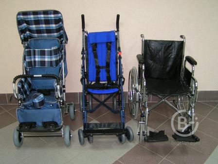 Кресло-коляски (от 9000 руб.)