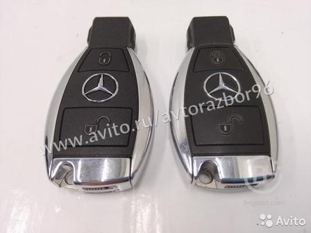 Замок зажигания с ключами Mercedes Benz W176 12-18