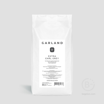 Листовой чай Garland Экстра Эрл Грей (250 г)