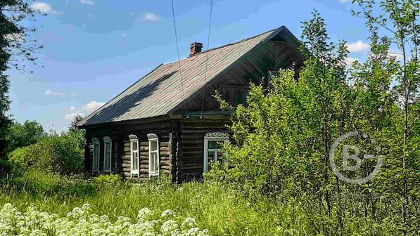 Дом хуторного типа без соседей, 1 гектар земли