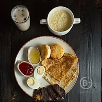 Завтрак Татарский