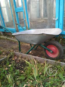 Тачка садовая