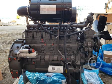 Двигатель WEICHA WP6G125E22/TD226B-6G ЕВРО-2 в наличии