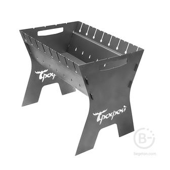 Мангал разборный Трофей (2 мм) T-MT-02