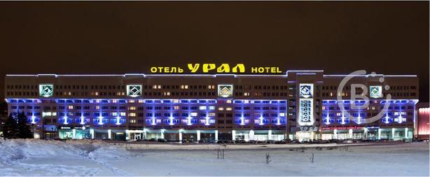 Реклама в отеле