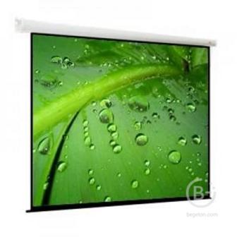Распродажа. Экран моторизированный Viewscreen Breston (1:1) 203*203 (195*195) MW EBR-1104