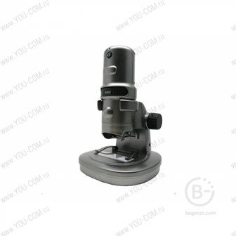 Микроскоп цифровой Digital Blue QX7, приближение 200x ( USB, Zoom 1 к 200, бюджетный, эконом )