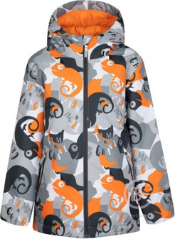 Десткая куртка хамелеон