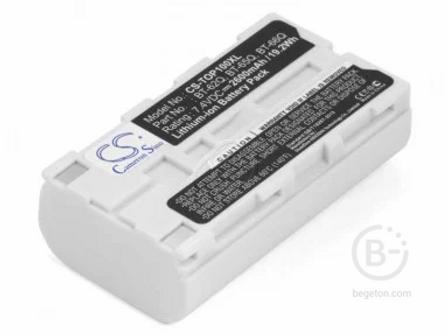 Cameron sino Аккумулятор для Topcon FC-100, FC-200, GPT-7500 (BT-66Q)