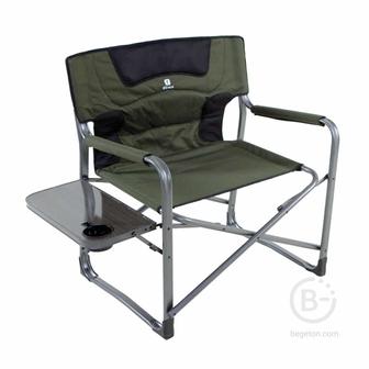 Кресла и стулья походные Директорский стул BTrace Big Load 150 (увеличенная ширина - 71 см, до 180 кг)