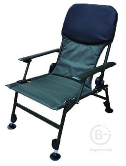 Кресла рыболовные Кресло карповое BTrace Tackle DLX для рыбной ловли и туризма