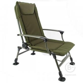 Кресла рыболовные Карповое кресло Nisus N-BD620-094204, до 140 кг