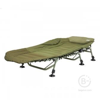 Кровати карповые Карповая кровать c 6 телескопическими ножками Nisus N-BD660-210219