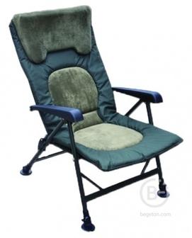 Кресла рыболовные Кресло для карповой рыбалки и отдыха BTrace Rest F0489