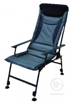 Кресла рыболовные Складное кресло для карповой рыбалки BTrace Profi, до 150 кг
