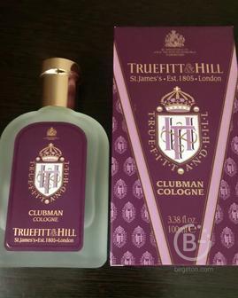 Парфюм мужской Truefitt & Hill Clubman 100 мл. одеколон, духи, туалетная вода