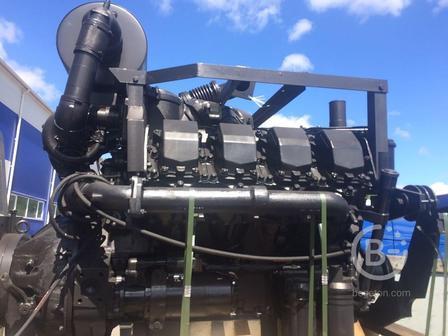 Двигатель ТМЗ 8486.10-02 (420 л.с.) для бульдозера Komatsu D355A