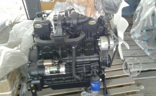 Двигатель Huafeng Dongli ZHAZG1 новый
