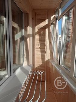 Окна и обшивка балконов и лоджии