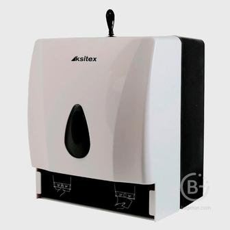 Держатель бумажных листовых и рулонных полотенец.TH-8218A